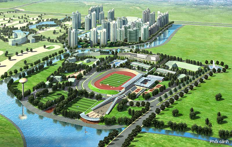 tien nghi can ho saigon sports city