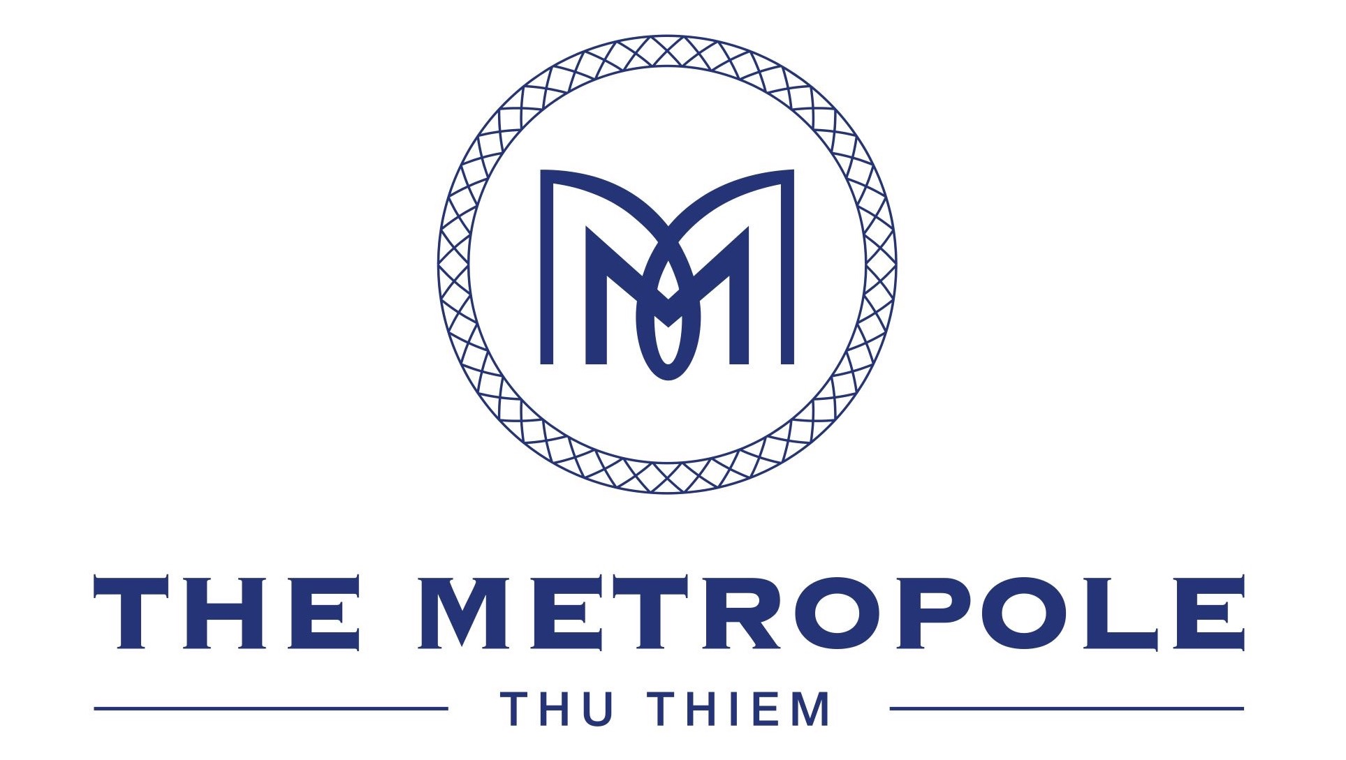 logo the metropole thu thiem